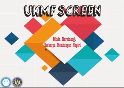 Album Tahunan Pengurus UKMF SCREEN 2017